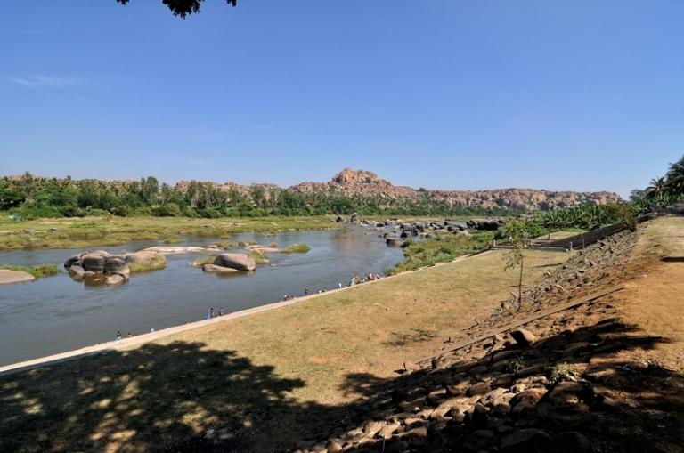 near Virupaksha Temple