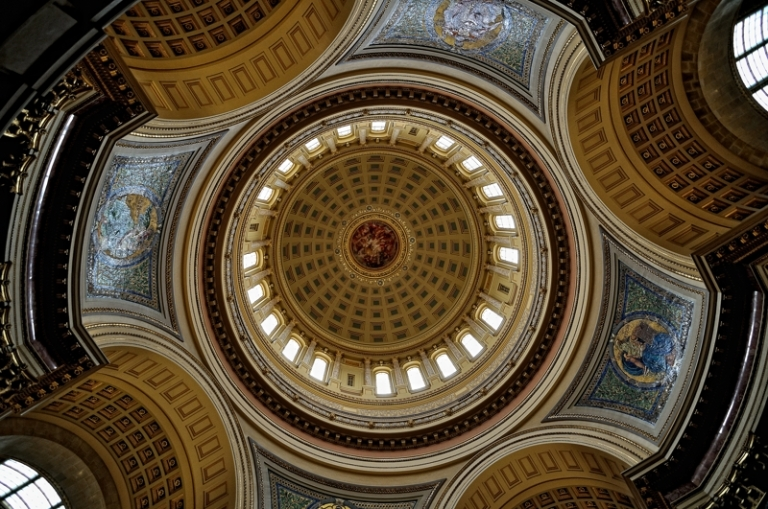 state capitol, madison