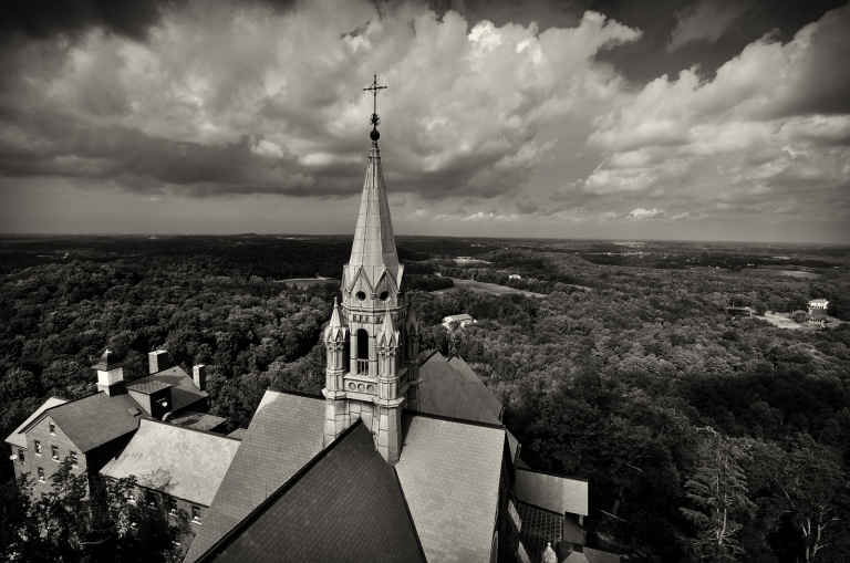 holy hill, milwaukee