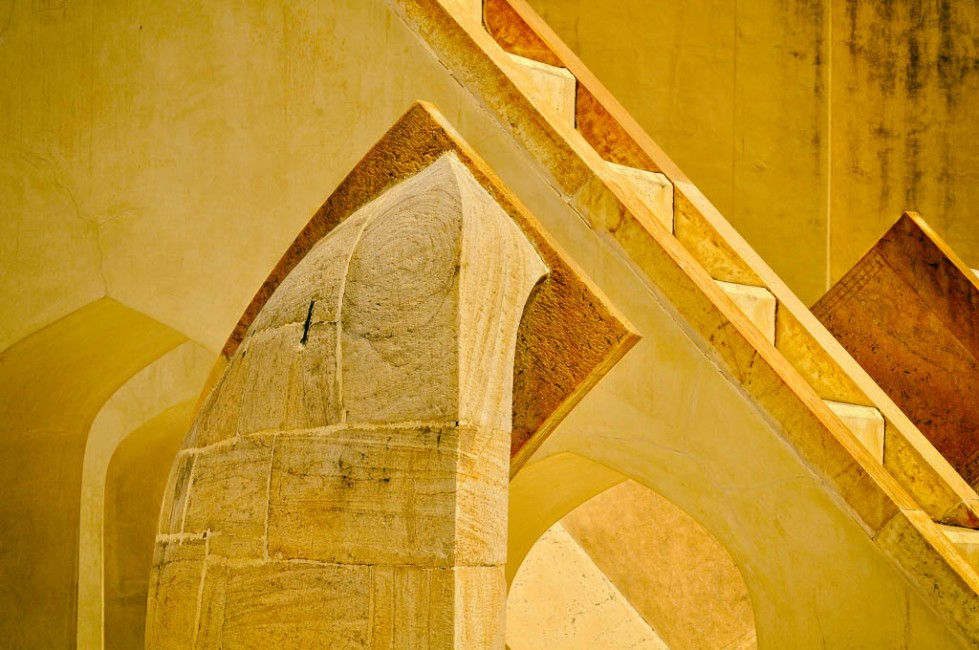 Jantar Mantar monument of Jaipur